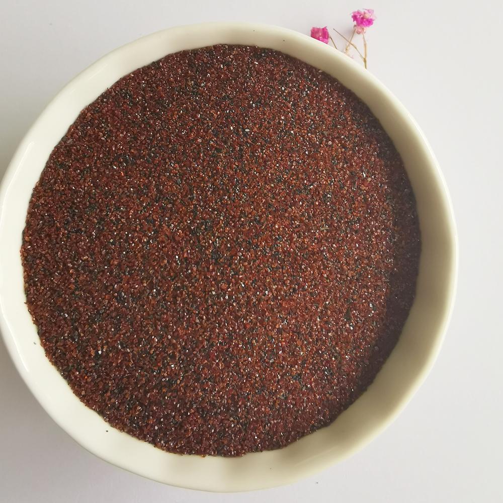 Гранатовый песок-4